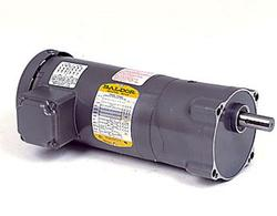 1/3HP BALDOR 172.5RPM 3PH TEFC PARALLEL GEARMOTOR GMP3336