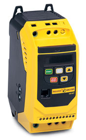 BALDOR VS1ST83-0T 3HP 230VAC MicroDrive