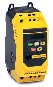 BALDOR VS1ST47-0T 7.5HP 460VAC MicroDrive