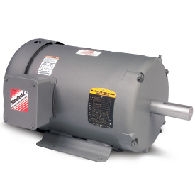 2HP BALDOR 1750RPM 145T TEFC 3PH MOTOR M3558T