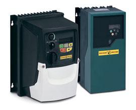 BALDOR VS1MX80P5-2D 1/2HP 230VAC Microdrive