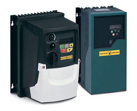 BALDOR VS1MX20P5-2D 1/2HP 230VAC Microdrive