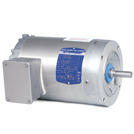 2HP BALDOR 1755RPM 145TC TENV 3PH MOTOR VESWDM3558T
