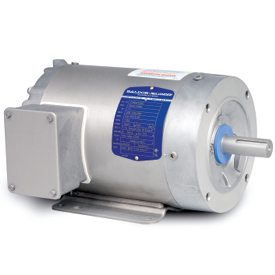 1.5HP BALDOR 1755RPM 145TC TENV 3PH MOTOR CSWDM3554T