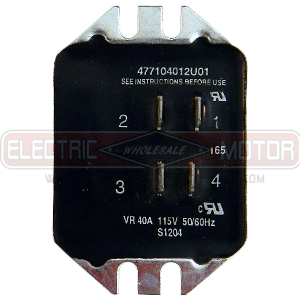 002788.01 LEESON 115V 40A SOLID STATE SINPAC SWITCH