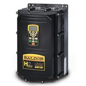 BALDOR VS1SP410-5B 10HP 460VAC WASHDOWN Inverter Drive