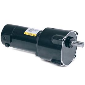 1/4HP BALDOR 50RPM TENV 90VDC GEARMOTOR GPP7460
