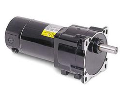 1/8HP BALDOR 500RPM TENV 180VDC GEARMOTOR GPP12560