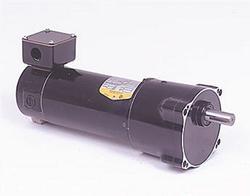1/2HP BALDOR 83RPM TENV 180VDC GEARMOTOR GPP3380