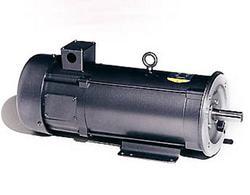 3HP BALDOR 1750RPM 184C TEFC 180VDC MOTOR CDP3604