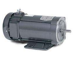 3/4HP BALDOR 1800RPM 56C TEFC 24VDC MOTOR CDP3440-V24