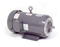 3HP BALDOR 1750RPM 184TC TEFC 180VDC MOTOR CD6203