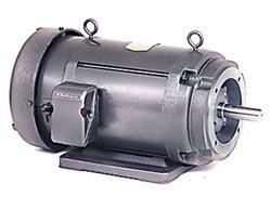 5HP BALDOR 1750RPM 256UC TEFC 180V MOTOR CD9105