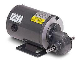 1/50HP BALDOR 71.4RPM TENV 1PH GEARMOTOR GC24003