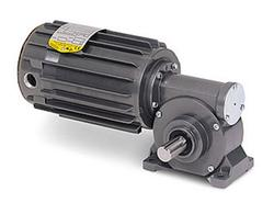 1/8HP BALDOR 37RPM TENV 1PH GEARMOTOR GC25020