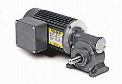 1/6HP BALDOR 67RPM TEFC 1PH GEARMOTOR GC3321