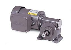 1/2HP BALDOR 175RPM TEFC RIGHT ANGLE GEARMOTOR GM3301