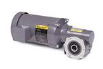 1/2HP BALDOR 58RPM TEFC RIGHT ANGLE GEARMOTOR GHM35030