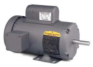 1HP BALDOR 3450RPM 48Z TEFC 1PH MOTOR WWL3509