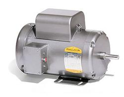 2HP BALDOR 3450RPM 56/56H TEFC 1PH MOTOR L3515M