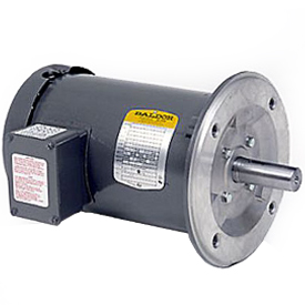 5HP BALDOR 3450RPM 182TC ODTF 3PH MOTOR VM3212T