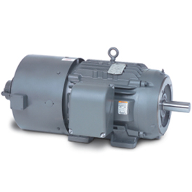 5HP BALDOR 1750RPM 184TC TEBC 3PH MOTOR IDM3665T