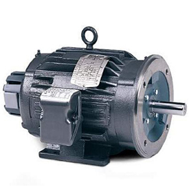 5HP BALDOR 1760RPM 184TC TENV 3PH MOTOR IDNM3665T