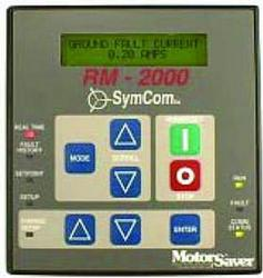RM-2000 CBM SYMCOM Remote Monitoring Device