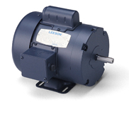 1/4HP LEESON 3450RPM 42 TEFC 1PH MOTOR 092112.00