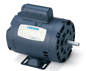 1/2HP LEESON 3450RPM 56 DP 1PH MOTOR 100052.00