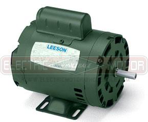 1/2HP LEESON 1725RPM 48 DP 1PH WATTSAVER MOTOR E100338.00