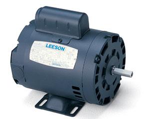 1/2HP LEESON 1140RPM 56 DP 1PH MOTOR 110002.00