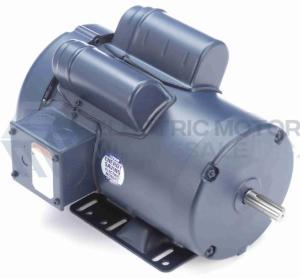 1HP LEESON 1200RPM 145T TEFC 115/208-230V 1PH MOTOR 120043.00