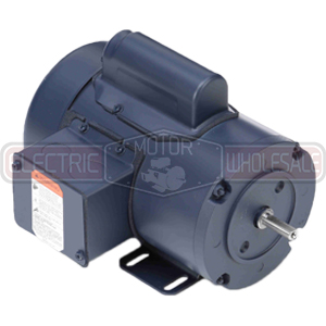 1.5HP LEESON 3450RPM 143T TEFC 1PH MOTOR 120130.00