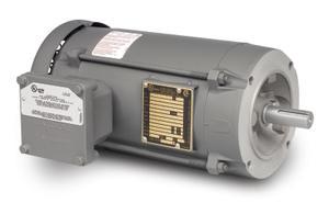 1HP BALDOR 3450RPM 56C XPFC 1PH MOTOR VL5009A
