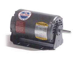 1/3HP BALDOR 3450RPM 48 OPEN 3PH MOTOR RM3006