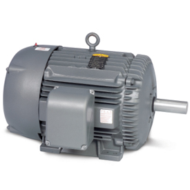 15HP BALDOR 1175RPM 284T TEFC 3PH MOTOR M4100T