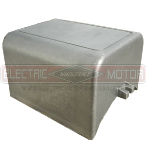 Baldor 36CB3800SP Aluminum Capacitor Housing