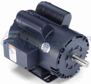 2HP LEESON 3600RPM 145T ODP 115/208-230V 1PH MOTOR 120106.00