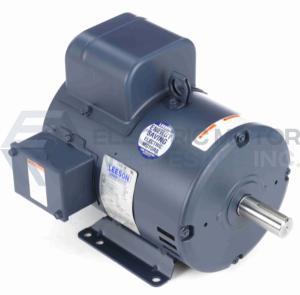 5HP LEESON 3600RPM 184T ODP 208-230V 1PH MOTOR 131616.00