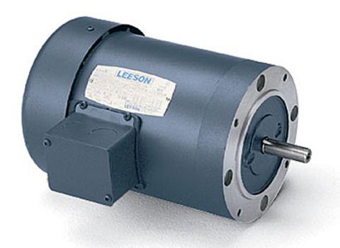 leeson g120038 2hp motor c145t17fc105