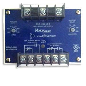 SymCom 350-400-2-8 MotorSaver