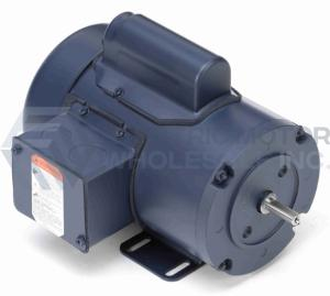 2HP LEESON 3600RPM 145T TEFC 115/208-230V 1PH MOTOR 120395.00