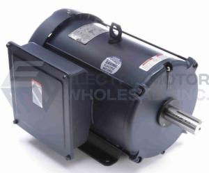 2HP LEESON 1200RPM 215T TEFC 115/208-230V 1PH MOTOR 140747.00