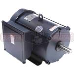 2HP LEESON 1140RPM 215T TEFC 1PH MOTOR 140747.00
