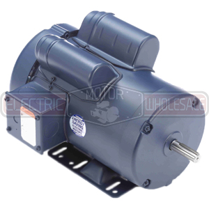 5HP LEESON 3450RPM 184T TEFC 1PH MOTOR 131549.00