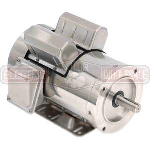 2HP LEESON 3600RPM 145TC 1PH WG SST MOTOR 191482.00