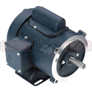 1HP LEESON 1725RPM 56C TEFC 1PH MOTOR 115879.00