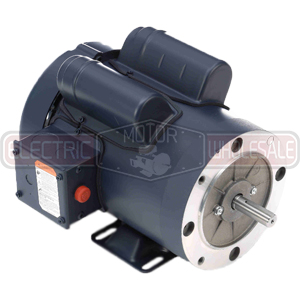 2HP LEESON 1740RPM 145TC TEFC 1PH MOTOR 120274.00
