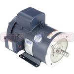 5HP LEESON 1740RPM 184TC TEFC 1PH MOTOR 131633.00